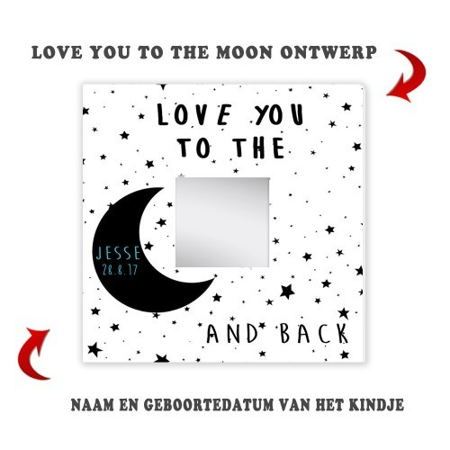 geboortespiegel-love-you-to-the-moon-blauw